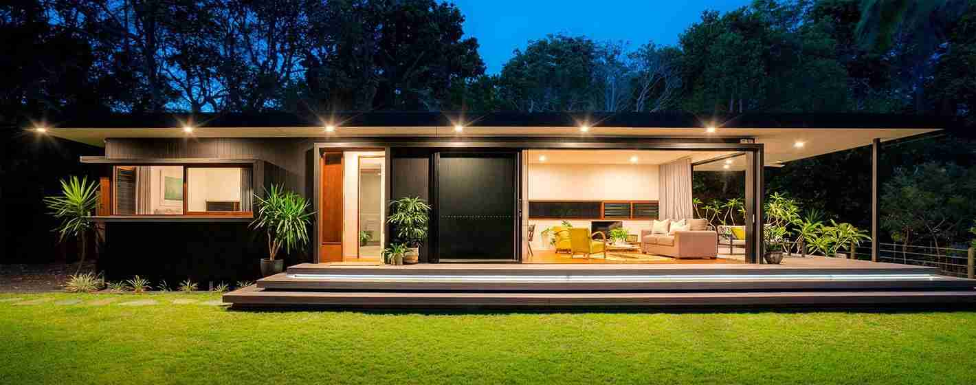 Architecturally Designed Private Bungalow