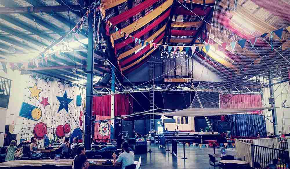 Circus Arts Australia Byron Bay Venue